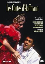 DVD: The Tales of Hoffmann w/ Pretre, Domingo