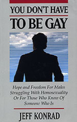 Jeff Konrad: You Don't Have to be Gay
