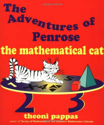 Theoni Pappas: The Adventures of Penrose the Mathematical Cat