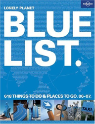 : The Lonely Planet Bluelist 2006-2007