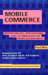 Paul May: Mobile Commerce