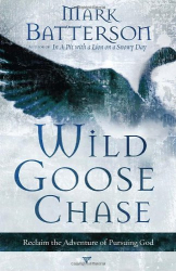 BATTERSON MARK: By BATTERSON MARK - WILD GOOSE CHASE (8/25/08)