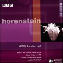Jascha Horenstein - Symphony No. 8