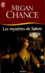 """Megan Chance: """"Les mystères de Salem"""""""