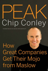 Chip Conley: Peak: How Great Companies Get Their Mojo from Maslow