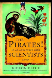 Gideon Defoe: The Pirates!: in an Adventure with Scientists