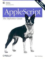 Matt Neuburg: AppleScript: The Definitive Guide