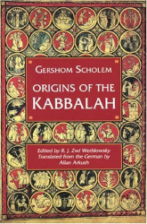 Gershom Gerhard Scholem: Origins of the Kabbalah