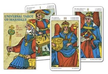 Lo Scarabeo: Universal Tarot of Marseille