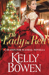 Kelly Bowen: The Lady in Red