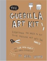 Keri Smith: The Guerilla Art Kit