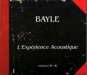 - L'Experience Acoustique Volumes 5-6