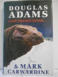 Douglas Adams: Last Chance to See....