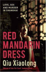 Qiu Xiaolong: Red Mandarin Dress