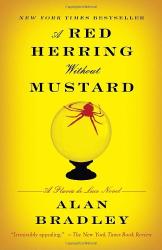 Alan Bradley: A Red Herring Without Mustard: A Flavia de Luce Novel (Flavia de Luce Mysteries)
