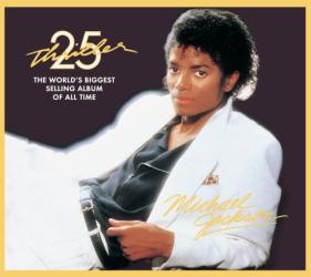 Michael Jackson - Michael Jackson 25th Anniversary of Thriller (CD+DVD)