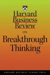 Teresa Amabile: Harvard Business Review on Breakthrough Thinking
