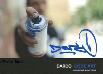 Darco, Gautier Bischoff: Darco : Code art