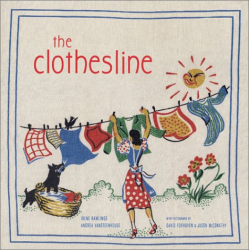 Andrea VanSteenhouse: The Clothesline
