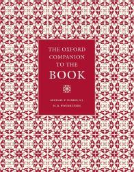 : The Oxford Companion to the Book