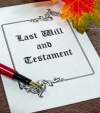 English wills