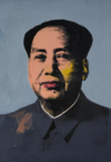 Warhol Mao