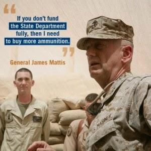 Framed Afghanidan CODA 5 Mattis