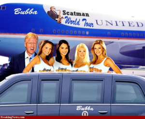 Bill-Clinton-Hooters-Girls-34475