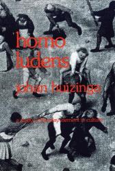 Johan Huizinga: Homo Ludens