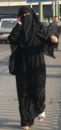 A Muslim Woman in Egypt