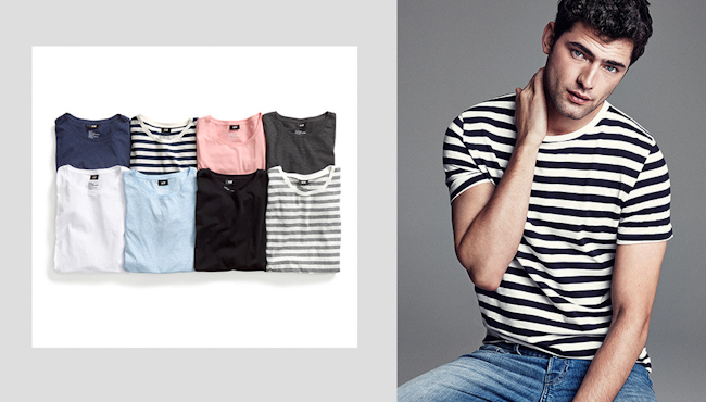 CAMPAIGN Sean O'Pry for H&M Summer 2014. www.imageamplified.com, Image Amplified