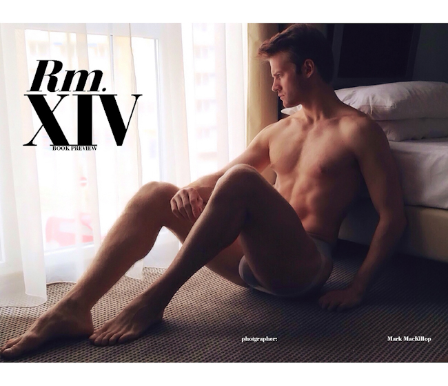 DOMINUS MAGAZINE Rm. XIV by Mark Mackillop. Fall 2014, www.imageamplified.com, Image Amplified