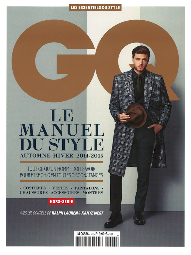 GQ STYLE MAGAZINE Gaspard Menier by Arthur Delloye. October 2014, www.imageamplified.com, Image Amplified