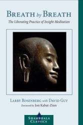 Larry Rosenberg: Breath by Breath: The Liberating Practice of Insight Meditation