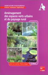 Jean-Luc Larcher: Aménagement des espaces verts urbains et du paysage rural