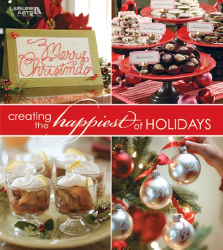 Leisure Arts: Creating the Happiest of Holidays (Leisure Arts #15957)