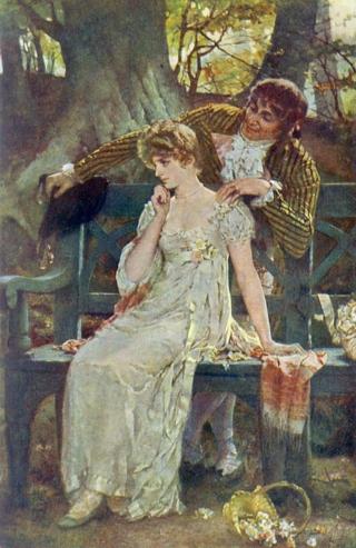 Rae,_Henrietta_-_Doubts_-_1886