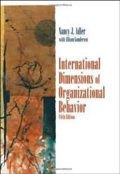 Nancy J. Adler: International Dimensions of Organizational Behavior