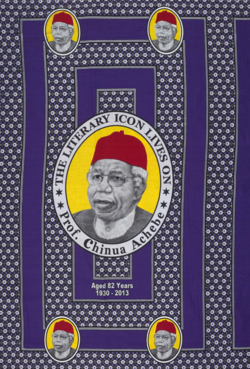 Cloth-chinua-achebe-west-africa-british-library