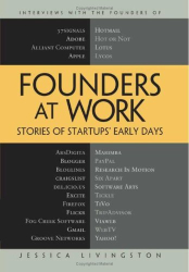 Jessica Livingston: Founders at Work: Stories of Startups' Early Days