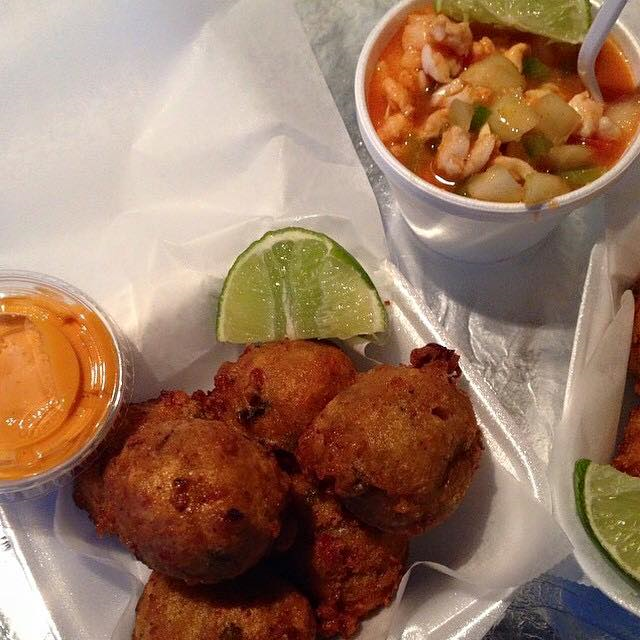 Loaded Conch Balls