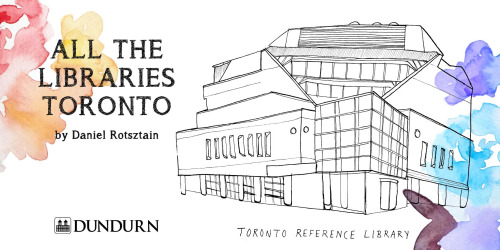 All the Libraries Toronto book cover