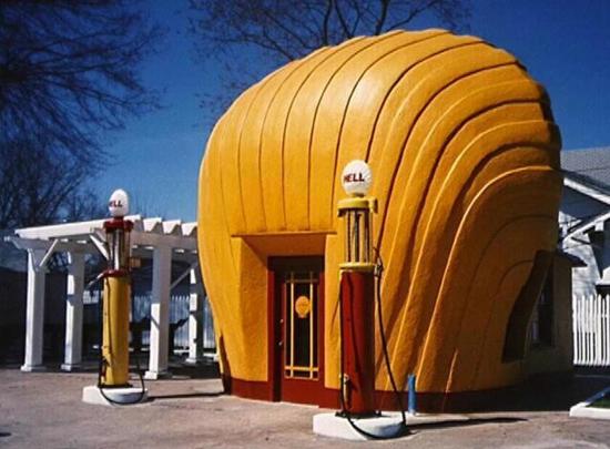 Shell Service Station Winston-Salem NC