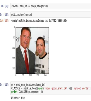 Test Image Tag Prediction by ImageNet-trained GoogLeNet model