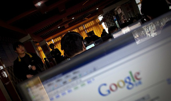 Bloggers in China sound off on SOPA blackout