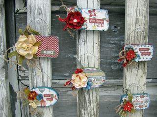 Christmas Ornaments by Lynne Forsythe