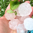 Hail Storm in Salem County, New Jersey