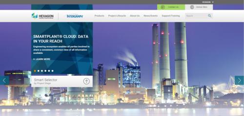 New-intergraph-ppm-website