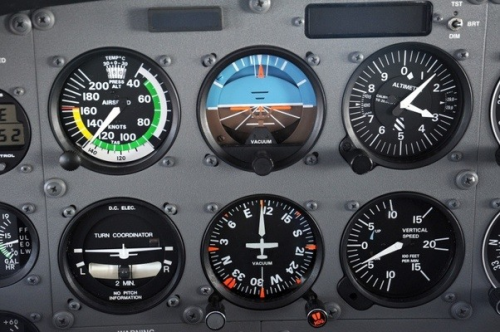Flight instruments 3