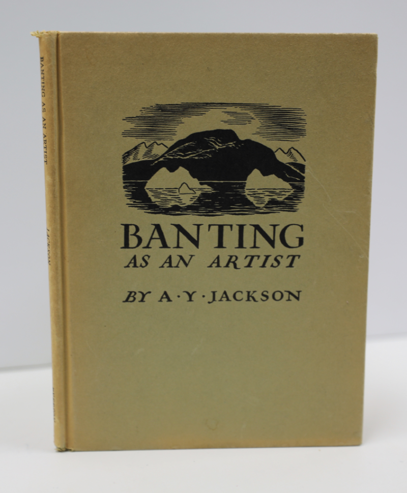 Banting As An Artist by A.Y. Jackson